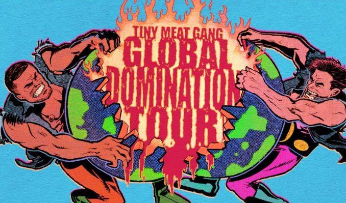 More Info for Cody Ko & Noel Miller: Tiny Meat Gang - Global Domination