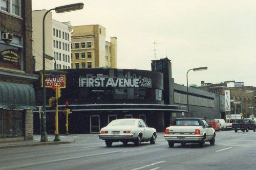 First Avenue Chicago